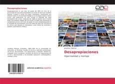 Bookcover of Desapropiaciones