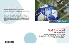 Bookcover of Nigel Greenwood (Footballer)