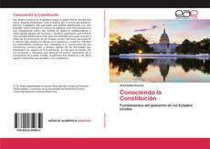 Conociendo la Constitución kitap kapağı