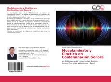 Portada del libro de Modelamiento y Cinética en Contaminación Sonora