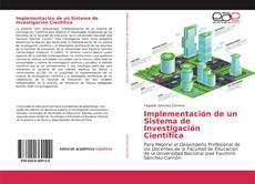 Copertina di Implementación de un Sistema de Investigación Científica