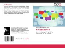 Copertina di Lo Nosótrico