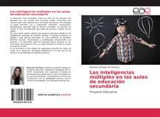 Portada del libro de Las inteligencias múltiples en las aulas de educación secundaria