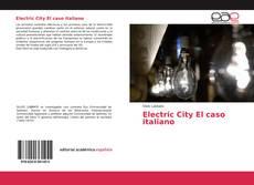 Portada del libro de Electric City El caso italiano