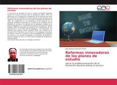 Portada del libro de Reformas innovadoras de los planes de estudio