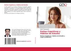 Portada del libro de Estilos Cognitivos y Hábitos de Estudio