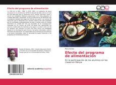 Borítókép a  Efecto del programa de alimentación - hoz