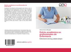 Portada del libro de Estrés académico en profesionales de Enfermería
