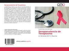 Buchcover von Seroprevalencia de Toxoplasma