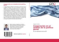 Portada del libro de Cooperación en el ámbito de la política penal