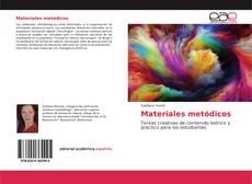 Bookcover of Materiales metódicos