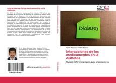 Copertina di Interacciones de los medicamentos en la diabetes
