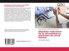 Обложка Abordaje enfermero de la sexualidad en pacientes de salud mental
