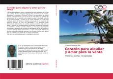 Buchcover von Corazón para alquilar y amor para la venta