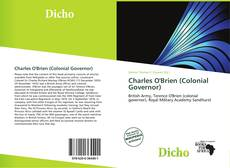 Bookcover of Charles O'Brien (Colonial Governor)