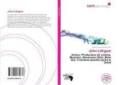 John Lithgow kitap kapağı