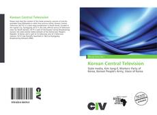 Bookcover of Korean Central Television