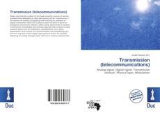 Borítókép a  Transmission (telecommunications) - hoz