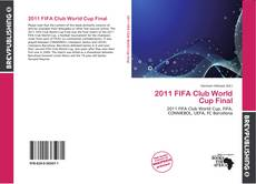 Portada del libro de 2011 FIFA Club World Cup Final