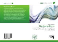Christopher Reeve kitap kapağı