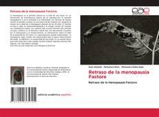 Bookcover of Retraso de la menopausia Factore