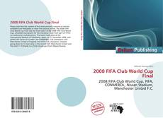 Portada del libro de 2008 FIFA Club World Cup Final