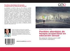 Bookcover of Posibles abordajes de terapia ocupacional en educación sexual