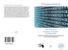 Couverture de Eclipse Process Framework