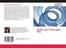 Buchcover von Unión con Cristo para hoy