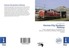 Bookcover of Kansas City Southern Railway