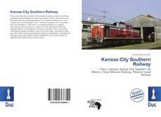 Borítókép a  Kansas City Southern Railway - hoz
