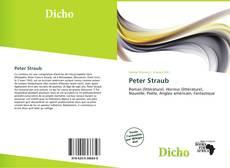 Обложка Peter Straub