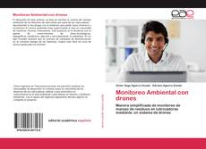 Monitoreo Ambiental con drones kitap kapağı