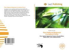 Bookcover of Parc Naturel Régional Livradois-Forez