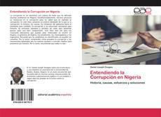 Portada del libro de Entendiendo la Corrupción en Nigeria