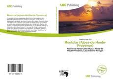Bookcover of Montclar (Alpes-de-Haute-Provence)