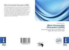 Couverture de Minor Emmerdale Characters (2006)