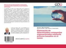 Bookcover of Eliminación de determinados compuestos organoclorados mediante proceso basados en el ozono