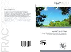 Capa do livro de Chaumot (Yonne)