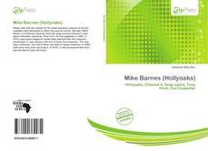 Mike Barnes (Hollyoaks)的封面