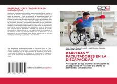 Portada del libro de BARRERAS Y FACILITADORES EN LA DISCAPACIDAD
