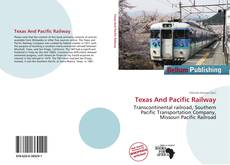 Texas And Pacific Railway的封面