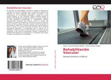 Portada del libro de Rehabilitación Vascular