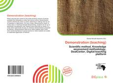 Bookcover of Demonstration (teaching)