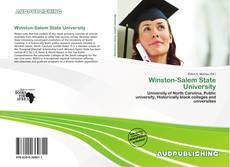 Portada del libro de Winston-Salem State University