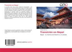 Copertina di Transición en Nepal