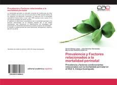 Copertina di Prevalencia y Factores relacionados a la mortalidad perinatal