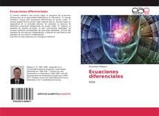 Copertina di Ecuaciones diferenciales