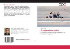 Buchcover von Erosión de la visión