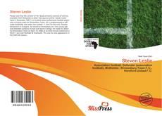 Steven Leslie的封面